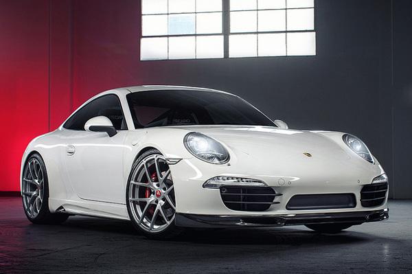 Porsche 911 V-GT от ателье Vorsteiner