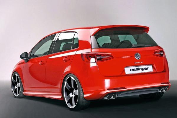 Oettinger и МТМ доработают новый Volkswagen Golf