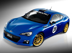 Subaru BRZ от Possum Bourne Motorsport