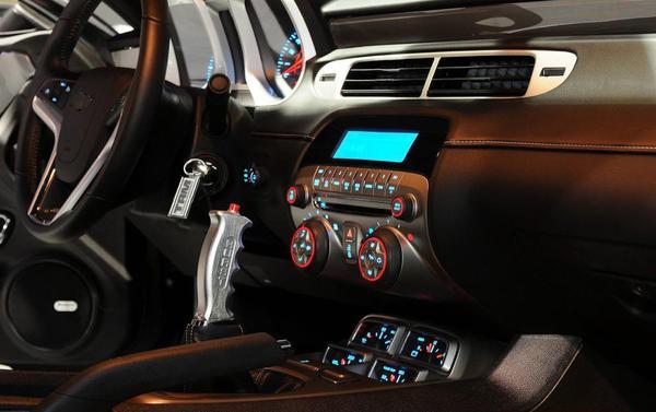 Chevrolet Camaro 2012 от Paul Jr. Designs