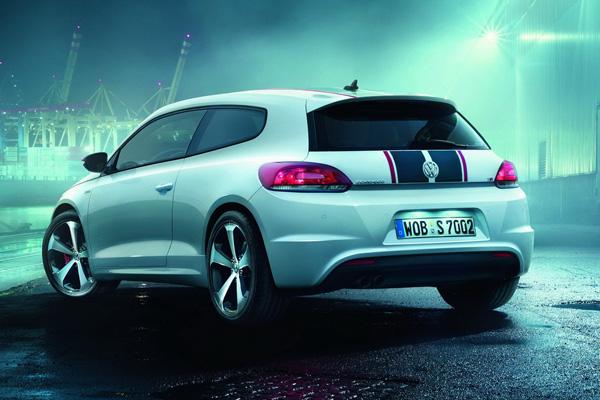 Volkswagen назвал цену Scirocco GTS