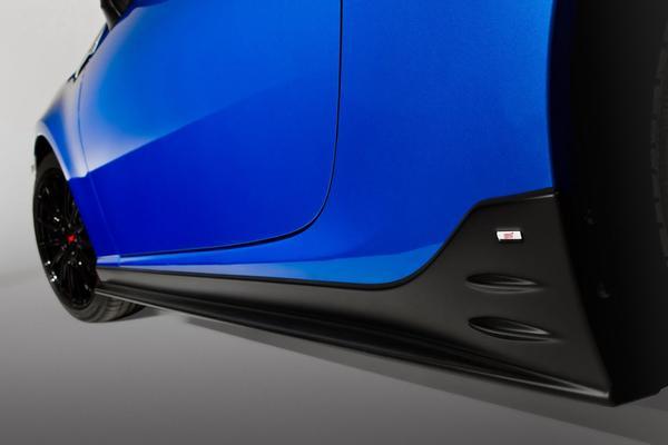 Subaru подготовила боди-кит STI для купе BRZ
