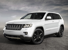 В Британию прибыл Jeep Grand Cherokee S-Limited