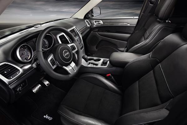 В Британию прибыл Jeep Grand Cherokee S-Limited