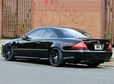 Mercedes-Benz CL65 AMG (W215) �� Rennen Wheels