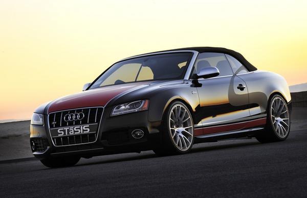 STaSIS выпустил кованые диски FD11 для Audi и VW