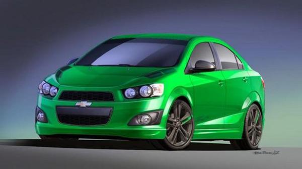 На выставке SEMA Chevrolet покажет пять новинок