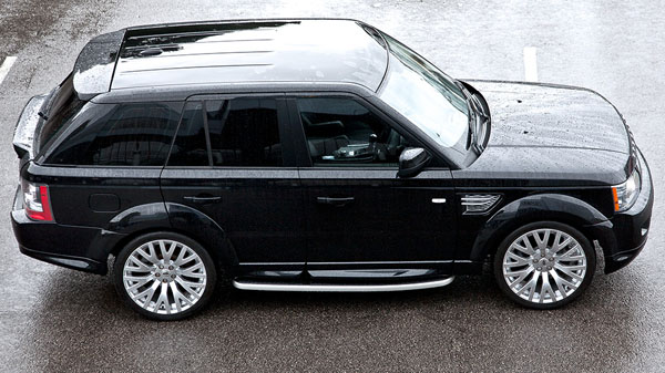 Range Rover Sport RS300 Cosworth от A. Kahn Design