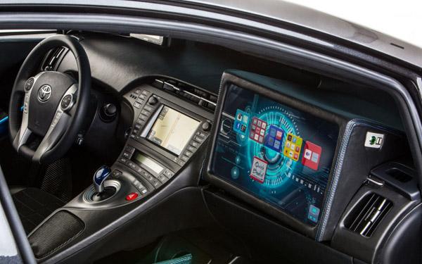 Toyota Prius Tekked-Out - очередной эксклюзив SEMA