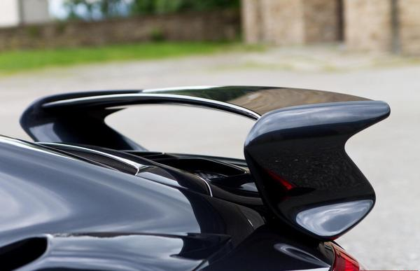 9ff представил 1200-сильный Porsche 911 GT3 GTurbo