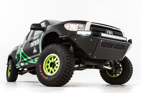 На SEMA покажут Toyota Tundra Pre-Runner