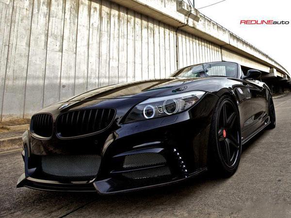 Redline Auto доработал BMW Z4 Roadster