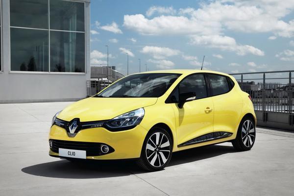 Renault выпустит кроссовер на базе Clio в 2013-м