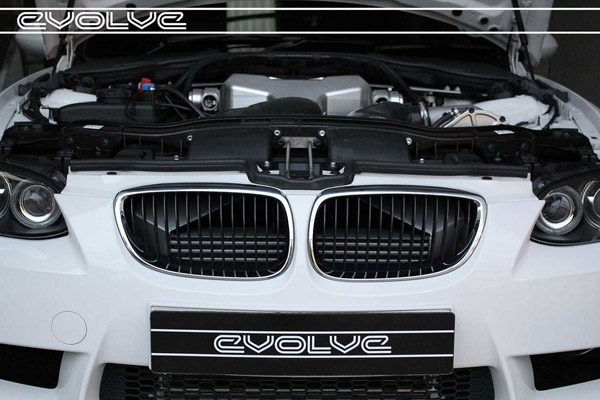 Evolve представил тюнинг-пакет E9X для BMW M3