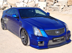 Geiger Cars доработал Cadillac CTS-V Coupe