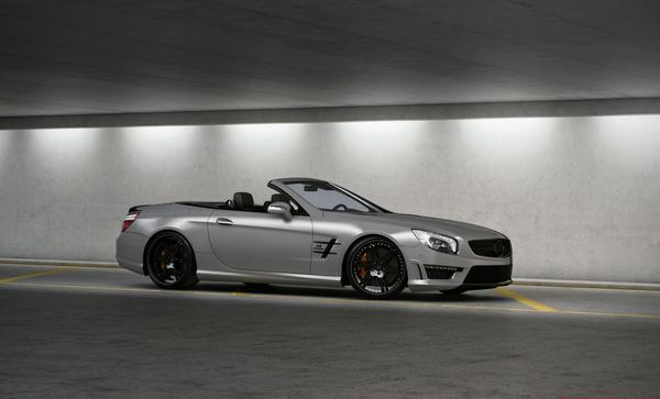 Mercedes-Benz SL63 AMG Seven-11 от Wheelsandmore