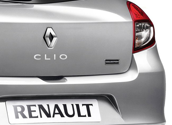 Renault презентовал Clio III Collection