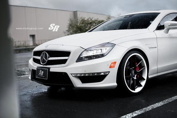 SR Auto приукрасили Mercedes-Benz CLS 63 AMG