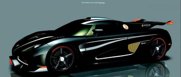 1400-сильный Koenigsegg Agera был продан в Китае