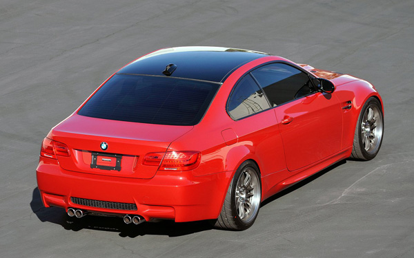 BMW M3 E92 в тюнинге European Auto Source