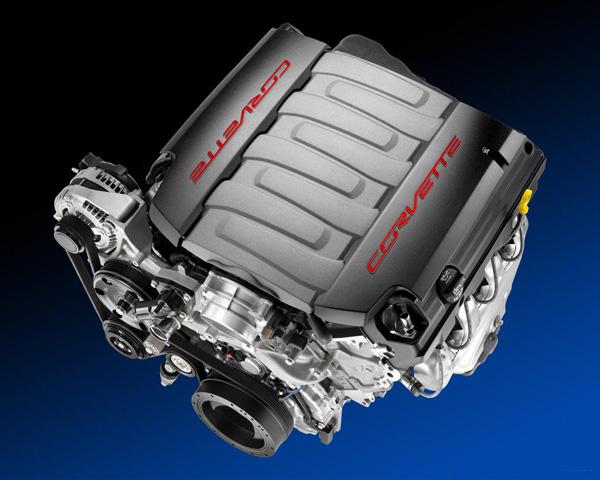 Chevrolet Corvette C7 получит 450-сильный мотор