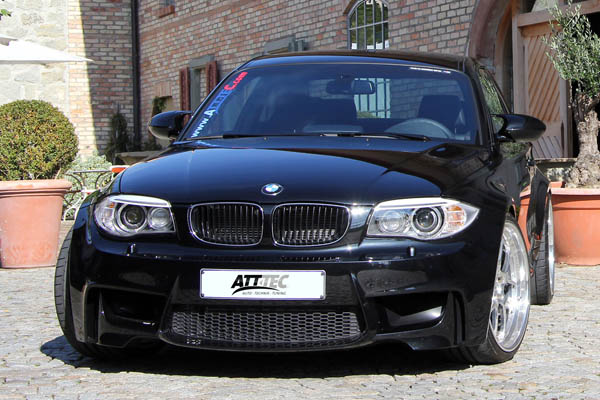 BMW 1-Series M Coupe от ATT-TEC