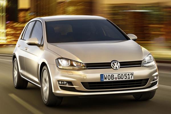 JMS добавил спортивности Volkswagen Golf VII