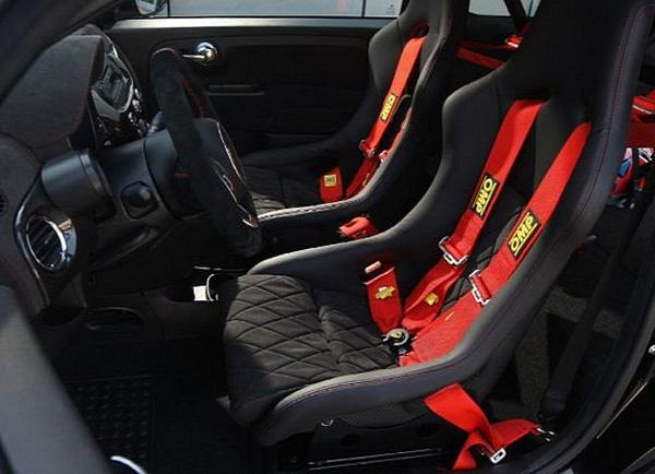 Romeo Ferraris привезет в США Cinquone Stradale
