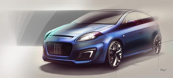 Fiat представил экспериментальный Bravo Xtreme
