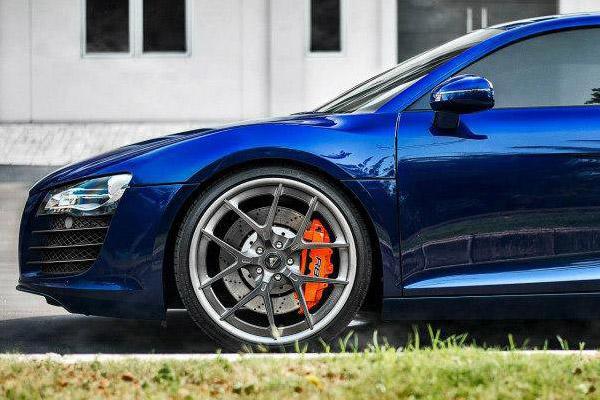 Audi R8 от индонезийцев Concept Motorsports