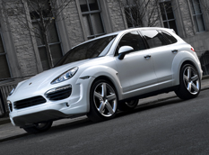 Porsche Cayenne Supersport от A. Kahn Design
