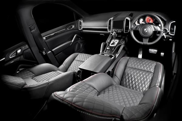 Porsche Cayenne Supersport от A. Kahn Design