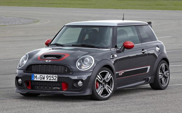 Mini объявил цены на John Cooper Works GP 2013