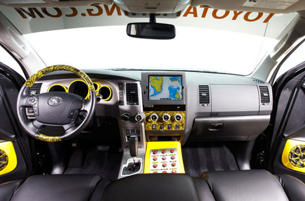 Toyota Tundra Ultimate Fishing - пикап для рыбаков