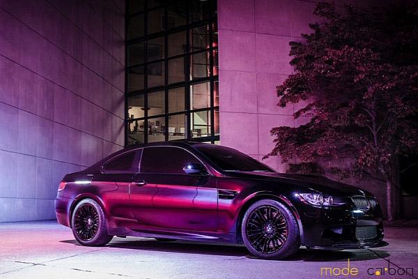 BMW M3 E92 в тюнинге Mode Carbon