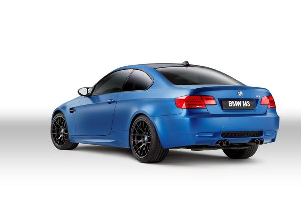 M3 Coupe Frozen Limited Edition – спецсерия от BMW