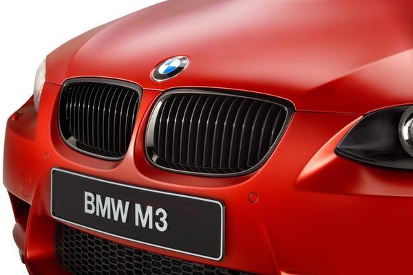 M3 Coupe Frozen Limited Edition – спецсерия от BMW