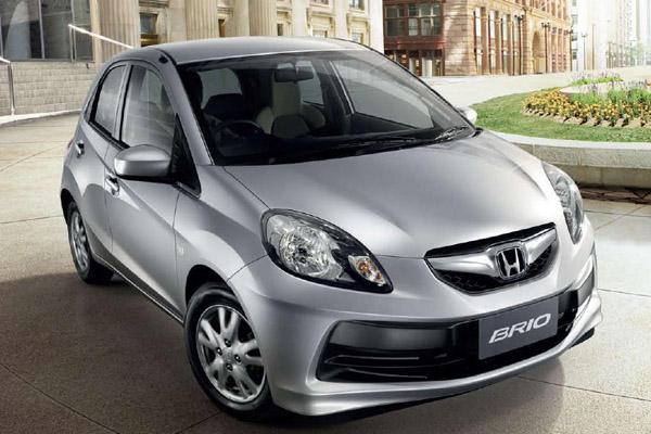 Honda готовит доступный седан на базе хэтчбека Brio