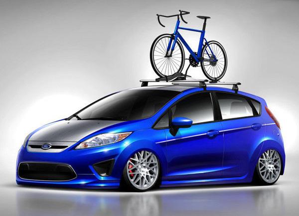 Ford Fiesta от B-Spec Magazine
