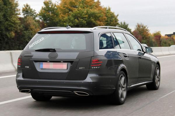 Mercedes-Benz значительно модифицирует E-Сlass