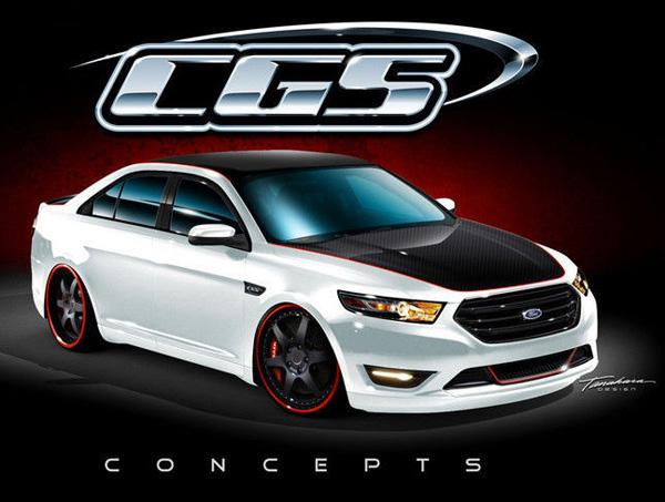 CGS Motorsports доработал Ford Taurus SHO