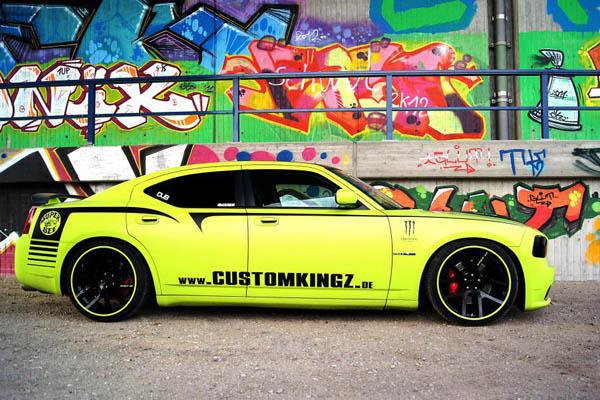 Dodge Charger SRT-8 и Magnum R/T от CustomKingz