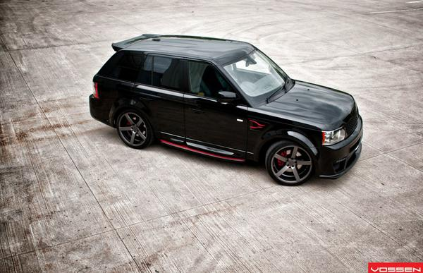 Range Rover Windsor Edition от Amari Design
