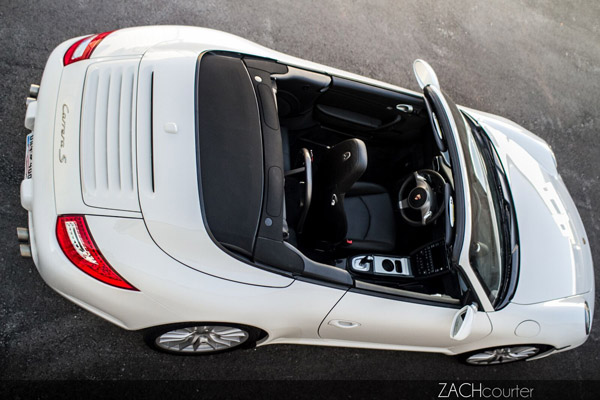 Porsche 911 стал одноместным болидом Centro 911