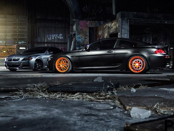 BMW M6 E63 от Precision Sports Industries