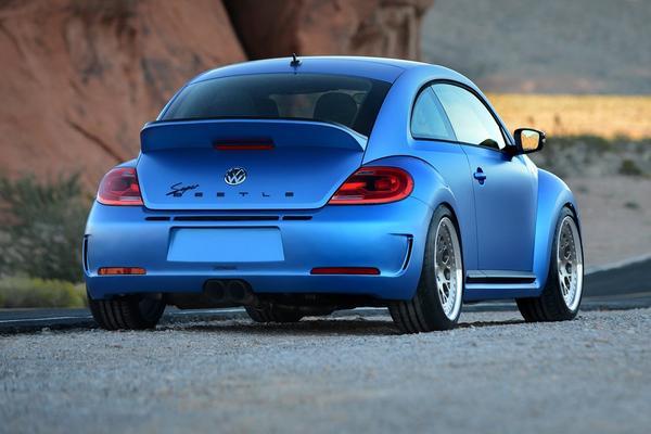 Volkwagen «Super Beetle» от APR покажут на SEMA