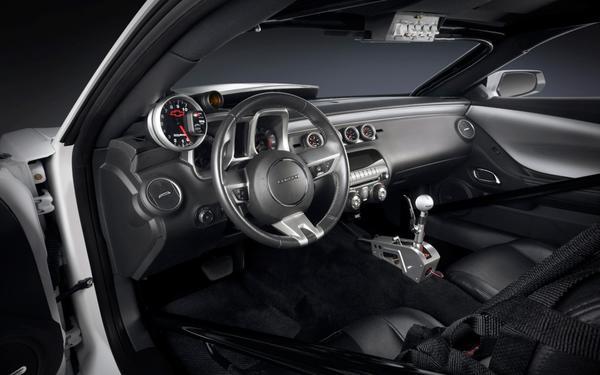 Chevrolet построит 69 гоночных Camaro COPO