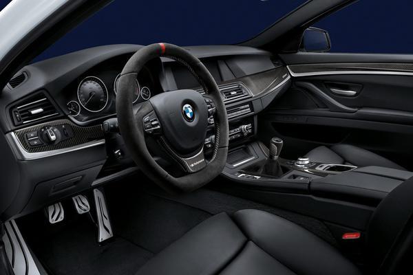 BMW готовит M-пакет для универсала 3-й серии