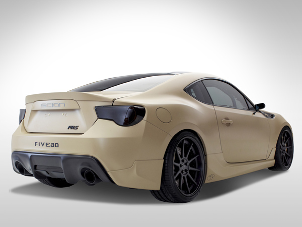 Scion FR-S «Carbon Stealth» от Джона Тока