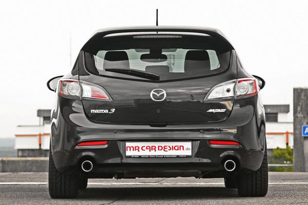 Mazda3 MPS в тюнинге MR Car Design